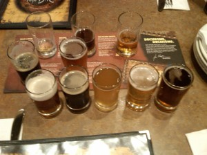 DuClaw 10 Beer Sampler