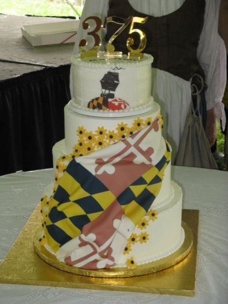 Happy Birthday Maryland