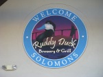 Ruddy Duck logo