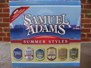 Sam Adams Summer Mix