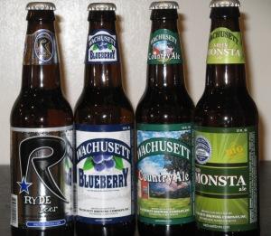 Wachusett Box of Brew Beers
