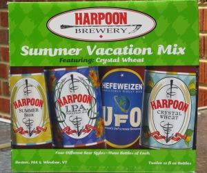 Harpoon Summer Mix