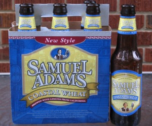 Sam Adams Coastal Wheat