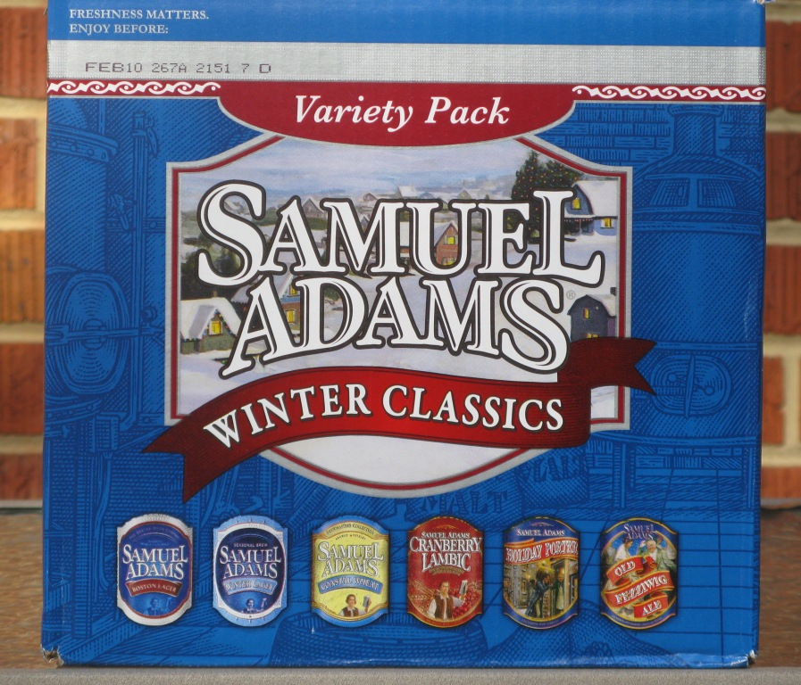 Sam Adams Winter Classics | Boa Beer Blog
