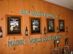 Bar Harbor Brewing Company Tasting Room