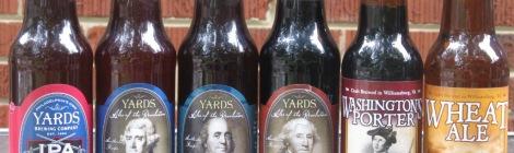 Colonial Beer Tasting