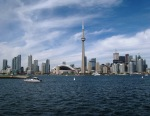 Toronto Skyline-Touring the Islands