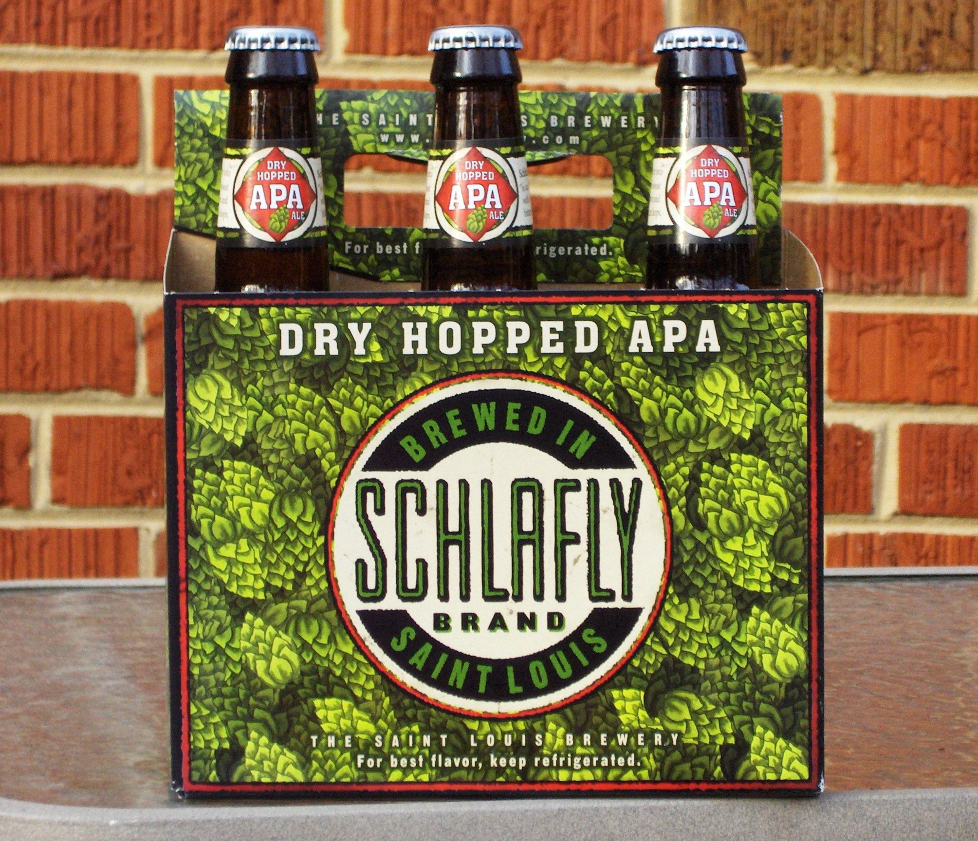 Schlafly Beer The St Louis Brewery