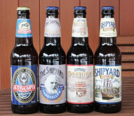 Shipyard Brews
