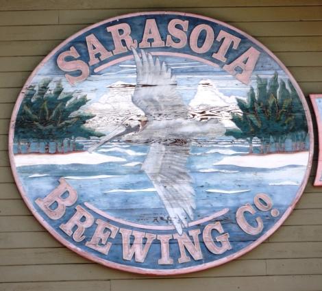 Sarasota Brewing Company logo