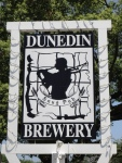 Dunedin Brewery Sign 2