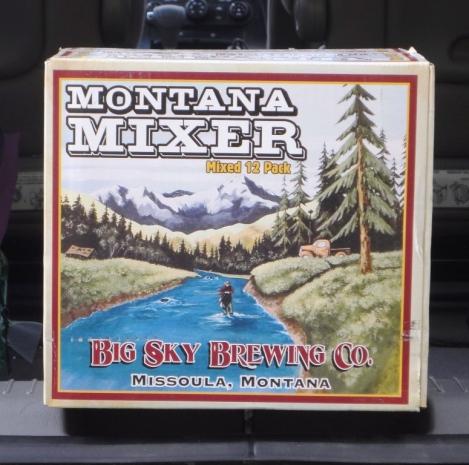 Montana Mixer