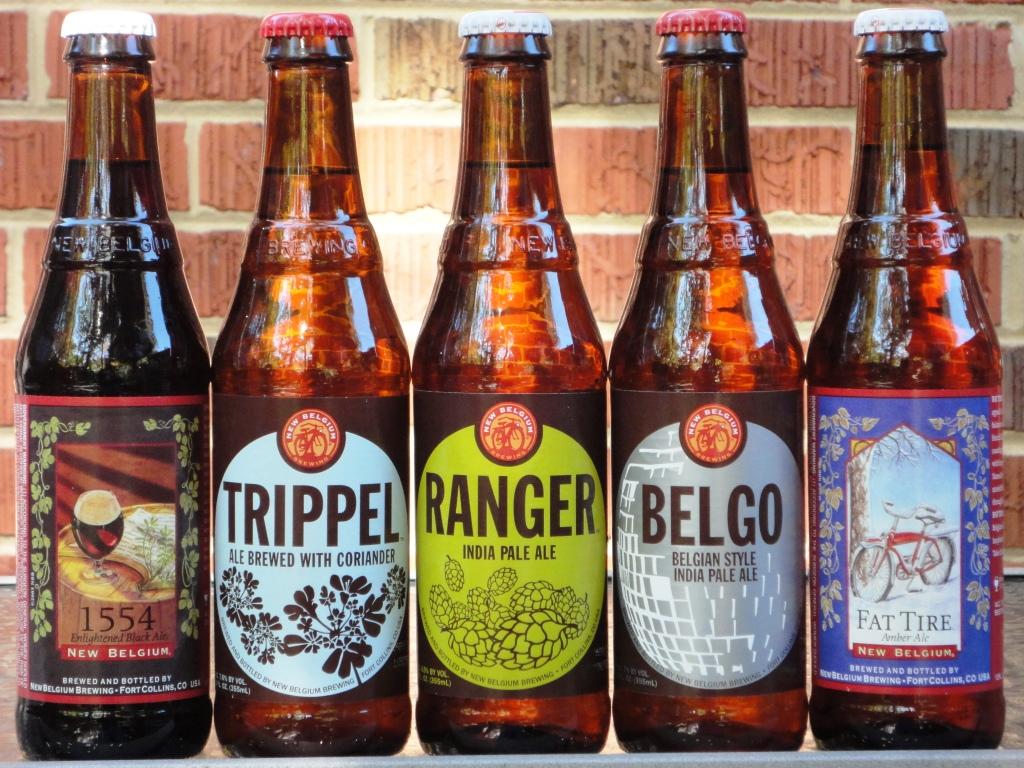 New Belgium Brewery Food