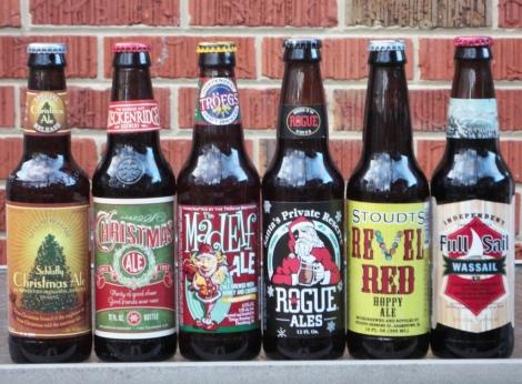 Winter Beer Line-Up 1