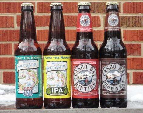 The Great American Beer Club Jan 12