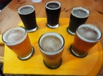 Dunedin Brewing Sampler Tray