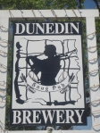 Dunedin Brewery sign
