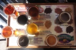 Tampa Bay Brewing Sampler Tray