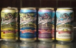 Leinenkugel can line-up
