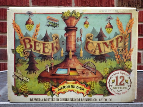 2012 Sierra Nevada Beer Camp