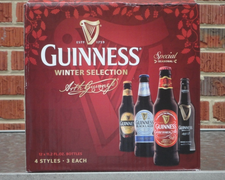 Guinness Winter Selection