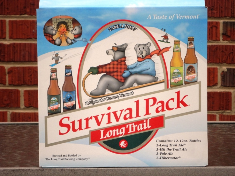 Long Trail Survival Pack 2012