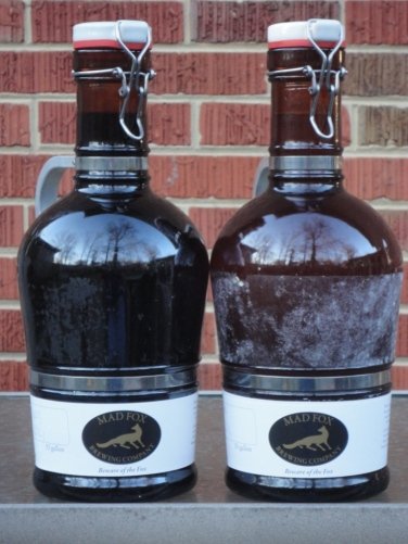 Mad Fox Growlers