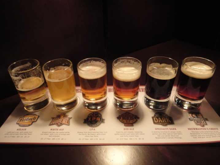 Rock Bottom Bethesda - Six Beer Sampler