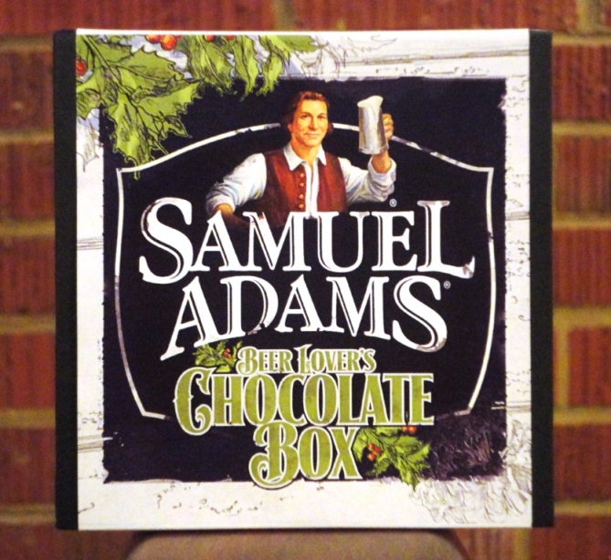 Samuel Adams Beer Lovers Chocolate Box