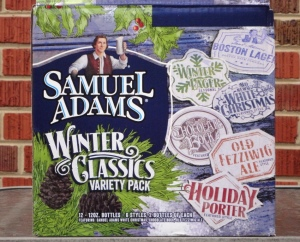 Samuel Adams Winter Classics Variety Pack 2012