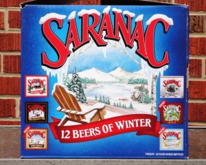 Saranac 12 Beers of Winter 2012