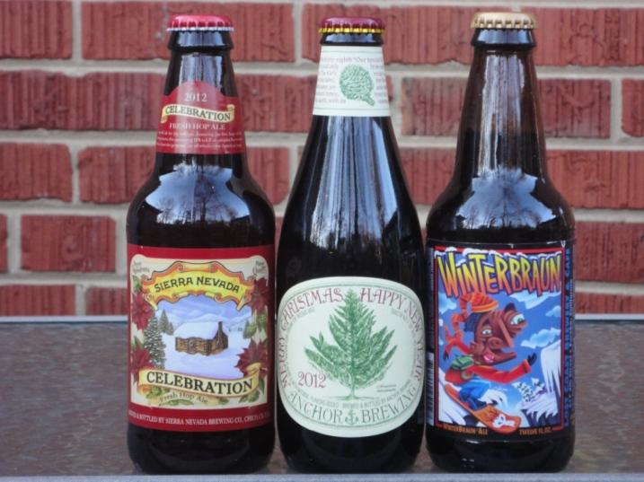 2012 Winter Beer Sampler Set 3