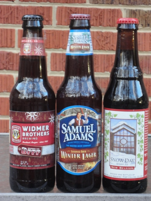 2012 Winter Beer Sampler Set 4