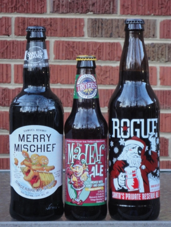 2012 Winter Beer Sampler Set 5