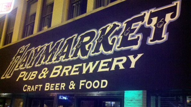 Haymarket Pub and Brewery