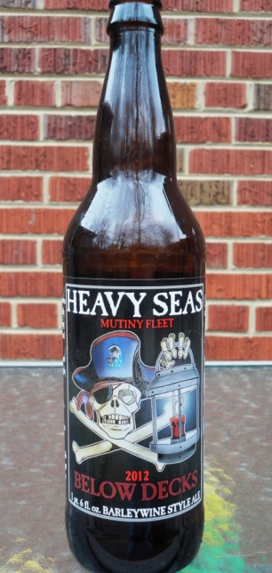 Heavy Seas Below Decks Barleywine