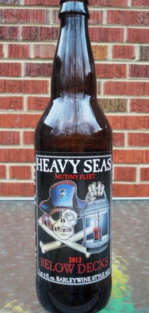 Heavy Seas Below Decks Barleywine