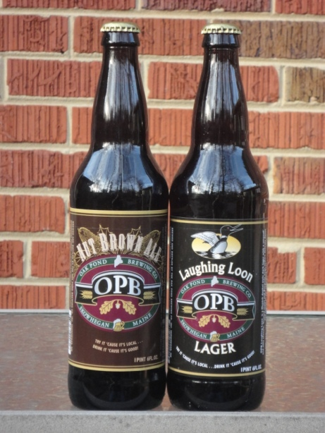 Oak Pond Brewing Bombers