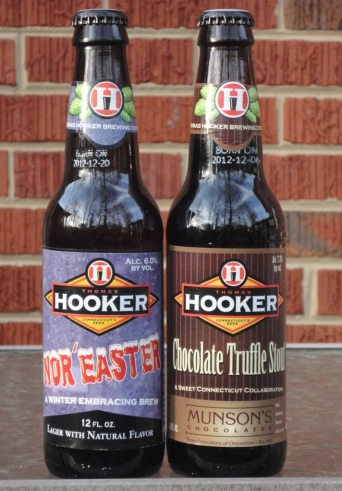 Thomas Hooker Brews