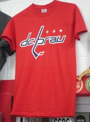 DC Brau Caps T-Shirt