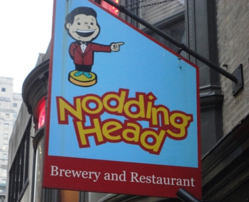 Nodding Head Brewery and Restaurant
