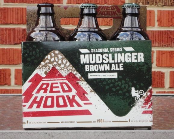 Red Hook Mudslinger Brown Ale