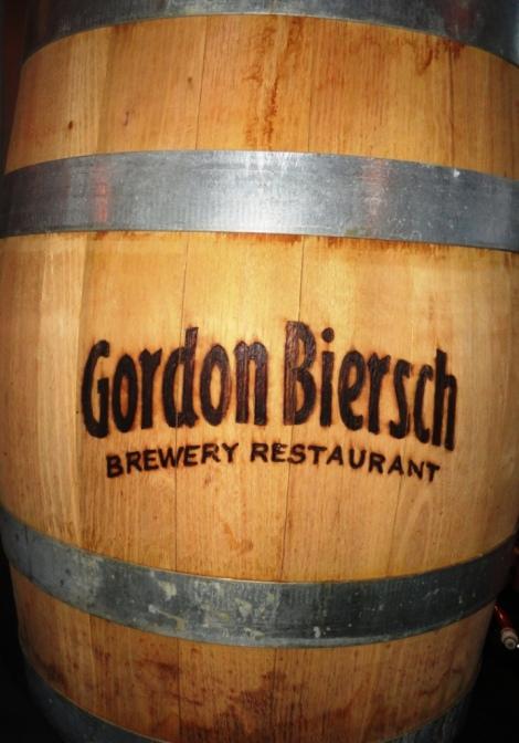 Gordon Biersch Barrel