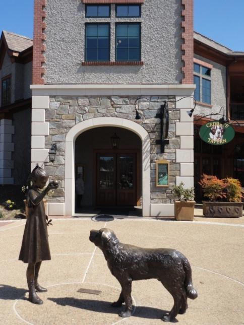 Cedric's Tavern front