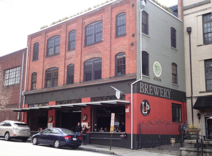 Lexington Avenue Brewery front