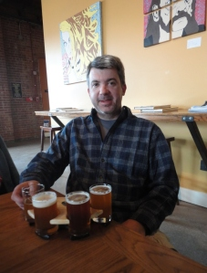 NoDa Brewing Company sampler