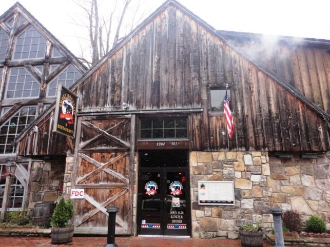 Smoky Mountain Brewery Gatlinburg
