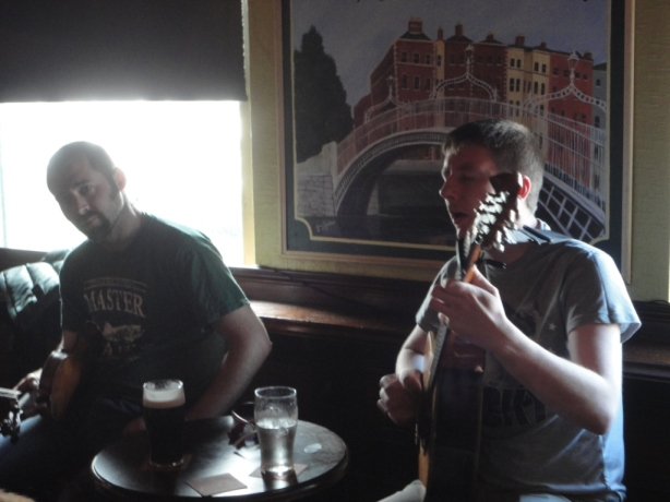 Dublin Musical Pub Crawl