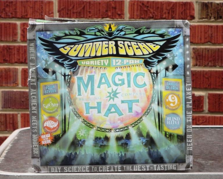 Magic Hat Summer Scene 2013