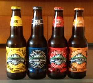 Granville Island Brewing 12 pack